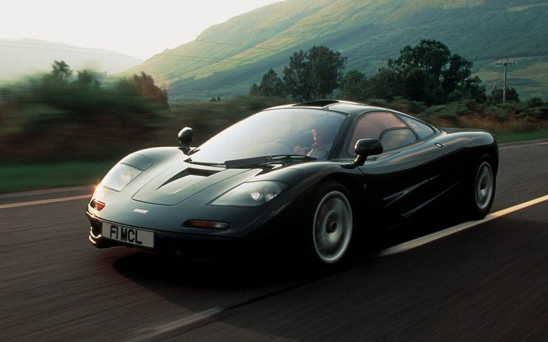 cars vehicles McLaren F1 wallpaper