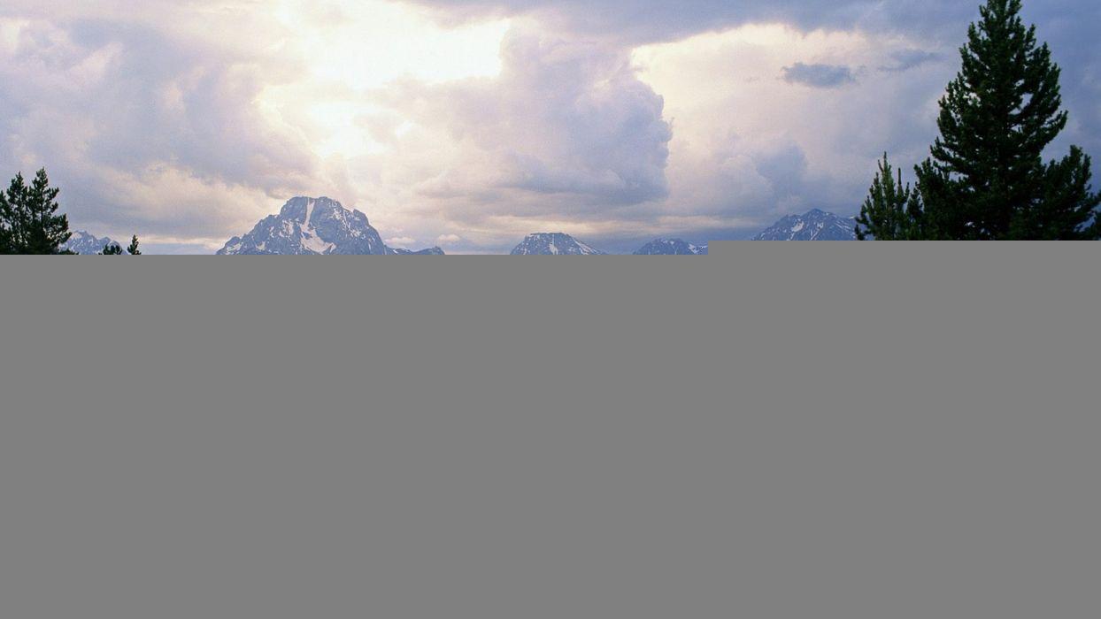 grand Wyoming wallpaper
