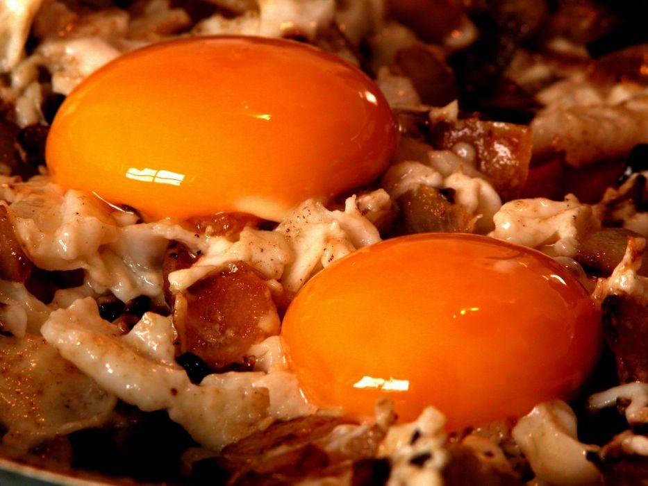 eggs food bacon wallpaper