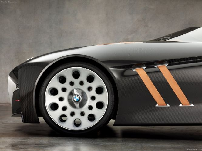cars concept cars BMW 328 Hommage wallpaper