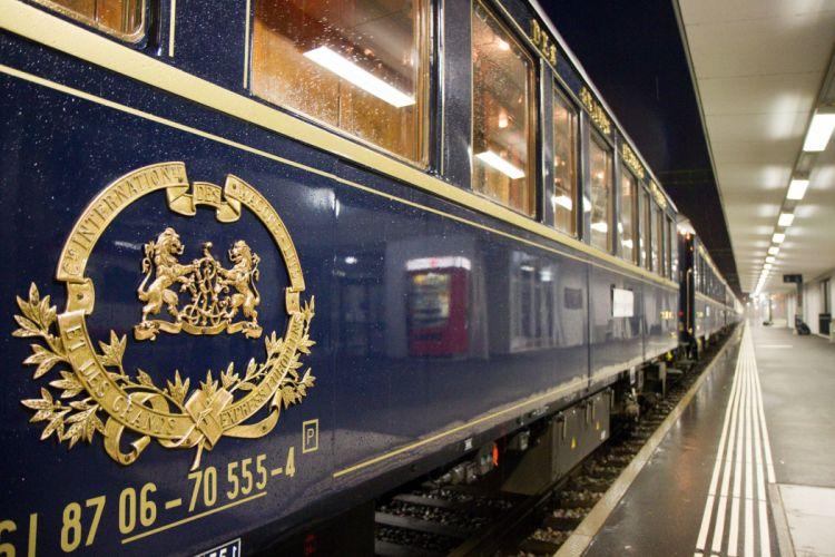 Orient Express wallpaper