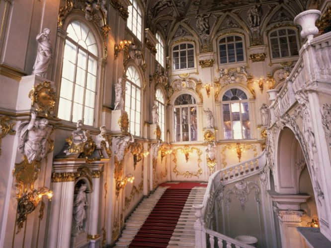 nature Russia museum Hermitage state wallpaper