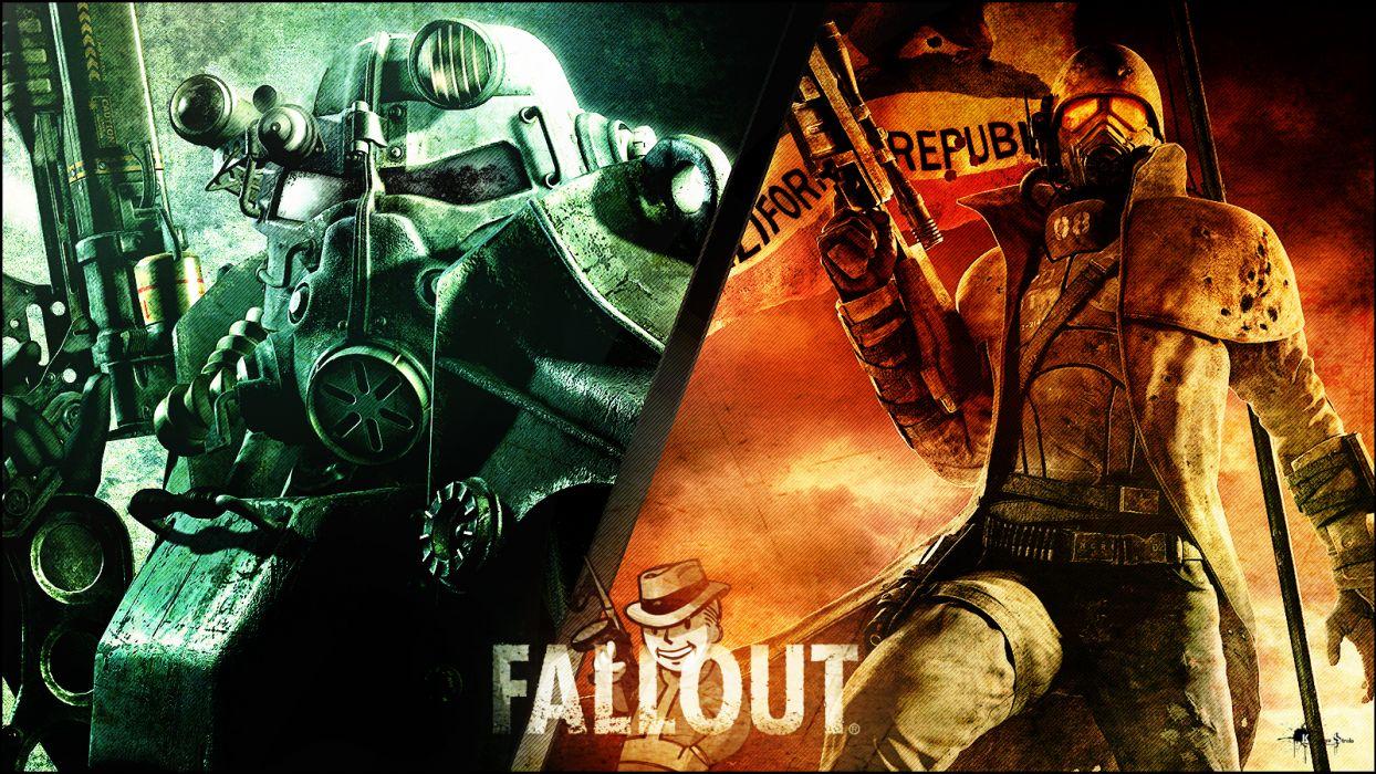 Fallout 2 Wallpaper