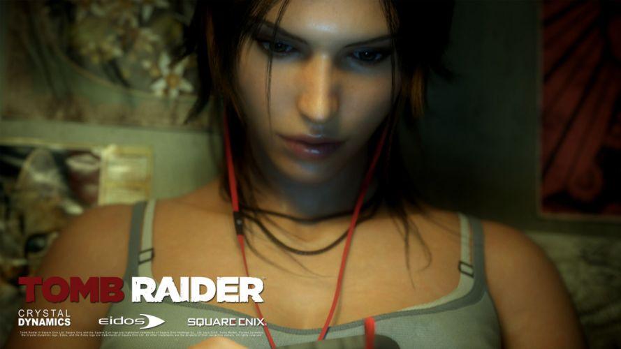 Tomb Raider Tomb Raider 2012 wallpaper