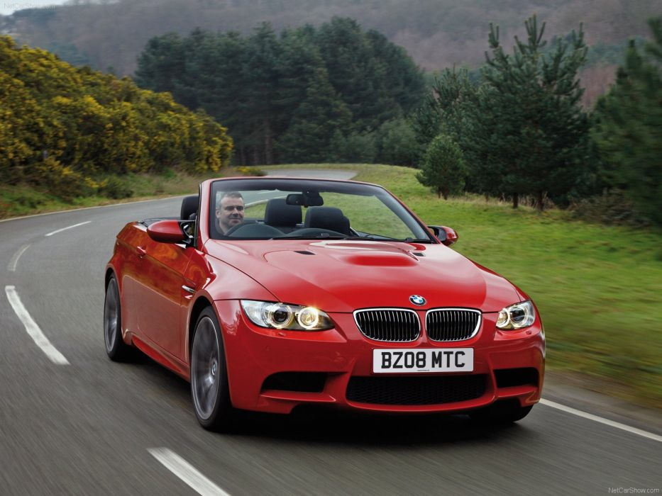 cars convertible BMW M3 wallpaper