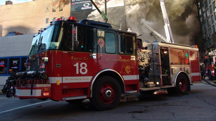 firefighter firemen wallpaper