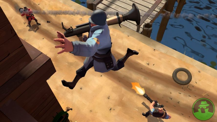 video games soldier Team Fortress 2 wallpaper