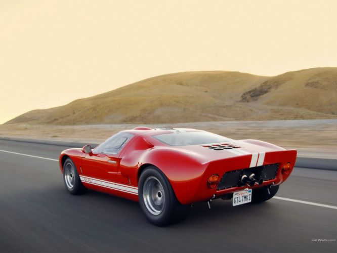 cars Ford backview vehicles wallpaper