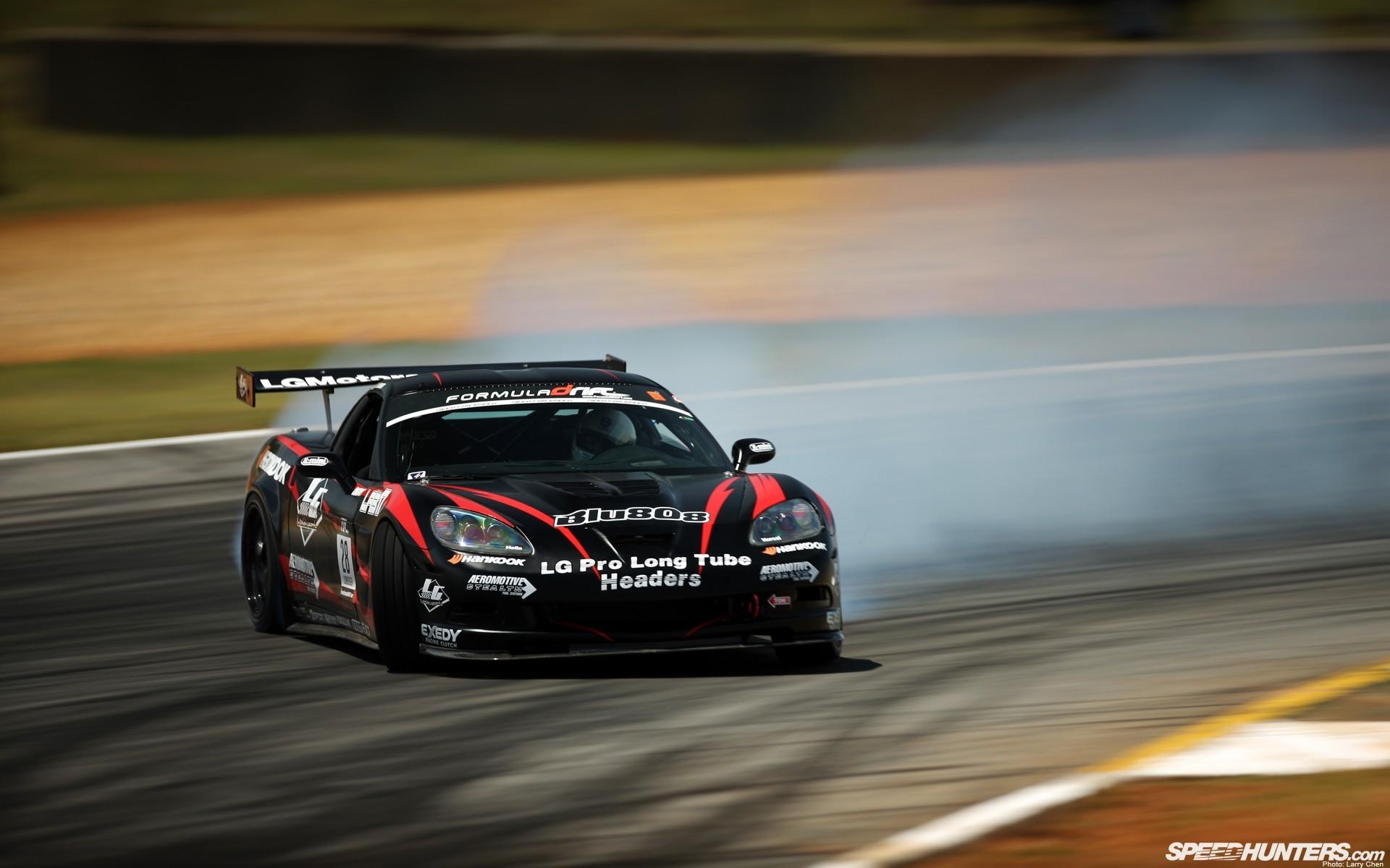 Cars chevrolet drifting cars racer vehicles drifting - Drift car wallpaper ...