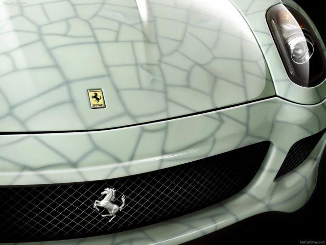 China cars Ferrari 599 Ferrari 599 GTB Fiorano wallpaper