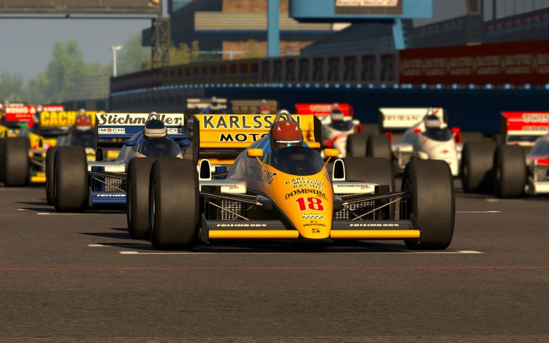 cars project Formula One racing  PROJECT CARS wallpaper