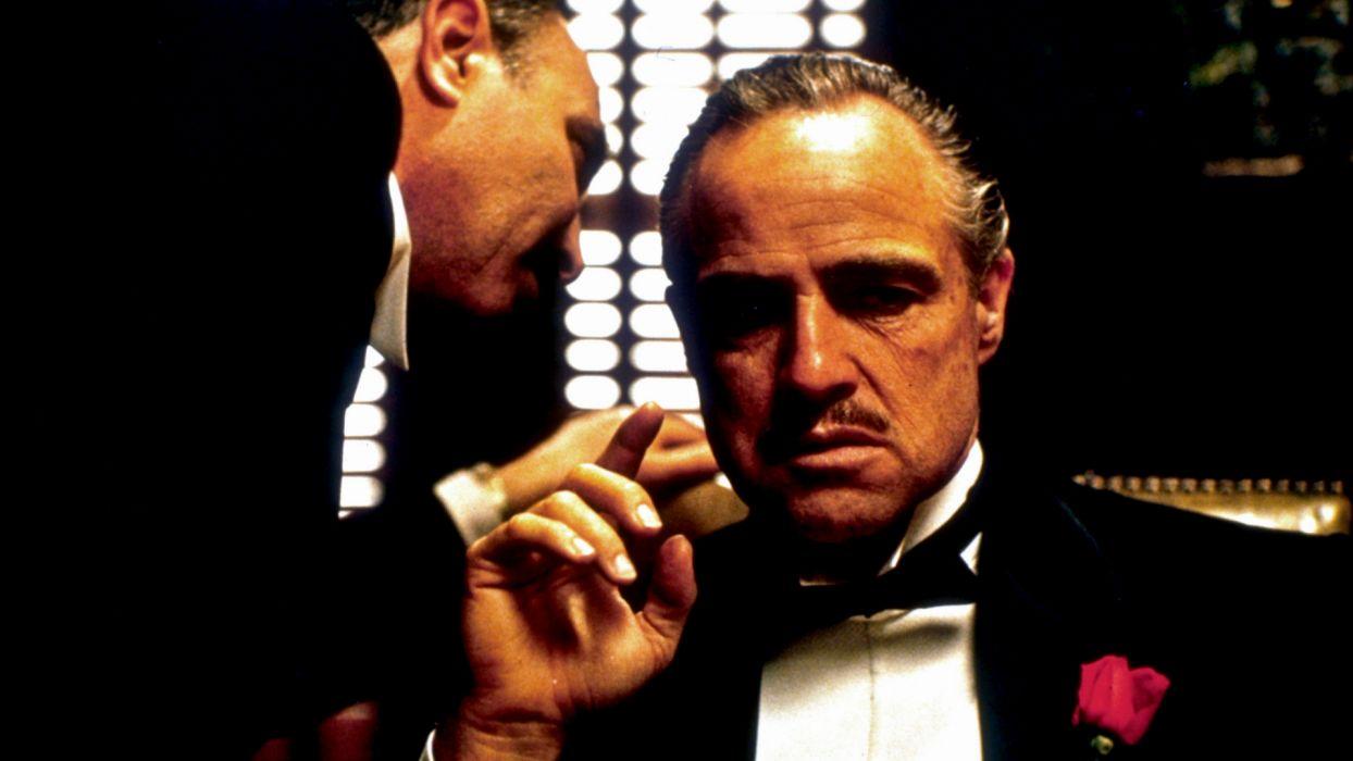 mafia The Godfather Vito Corleone wallpaper