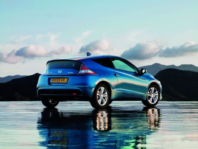 cars ride vehicles Honda CR-Z wallpaper