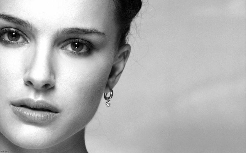 women actress Natalie Portman wallpaper