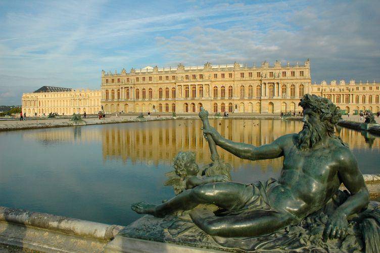 castles France Versailles wallpaper