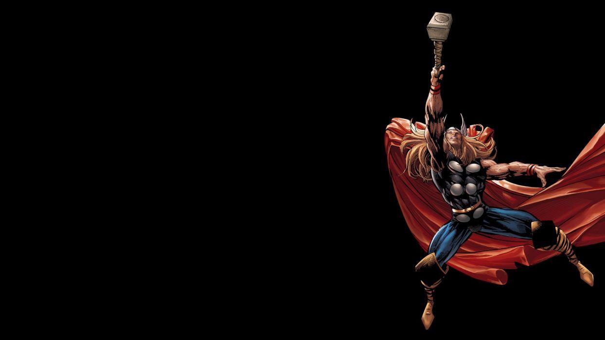 comics Thor wallpaper