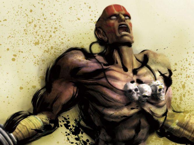 video games Street Fighter Street Fighter IV Dhalsim wallpaper
