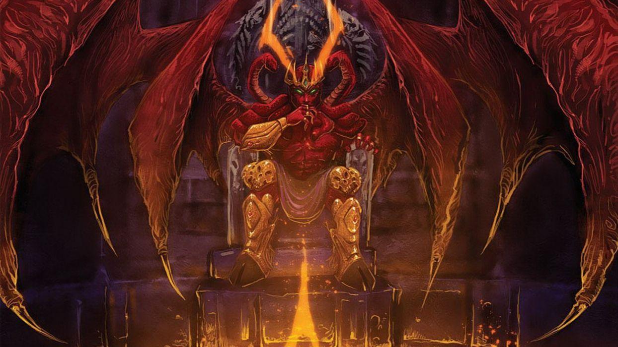 comics devil wallpaper