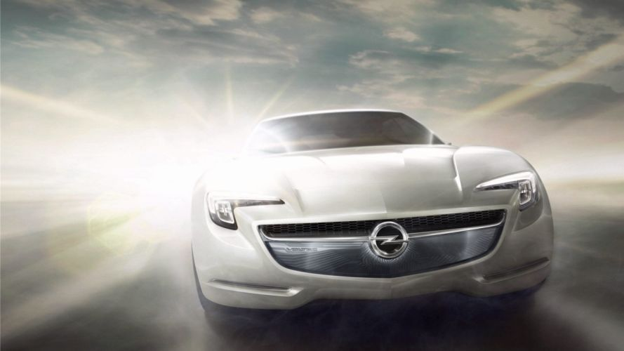 cars Opel vehicles wallpaper