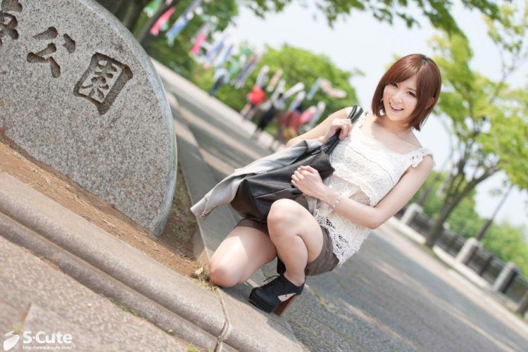 women models Japanese wallpaper