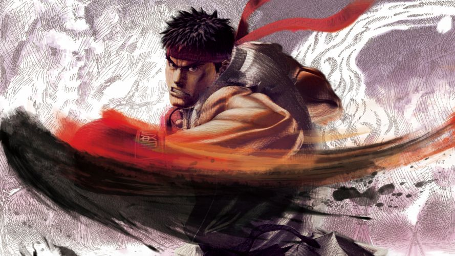 Street Fighter Ryu wallpaper