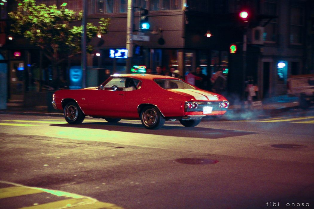 cars Chevrolet Chevelle wallpaper