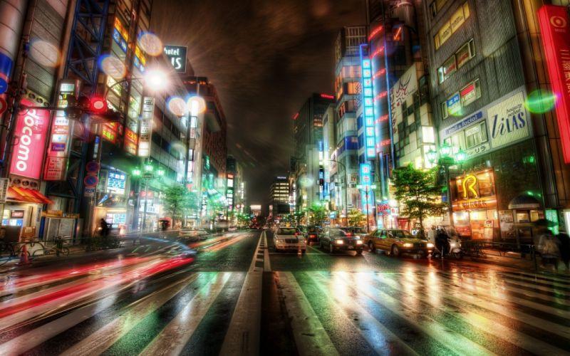 Japan Tokyo cities wallpaper