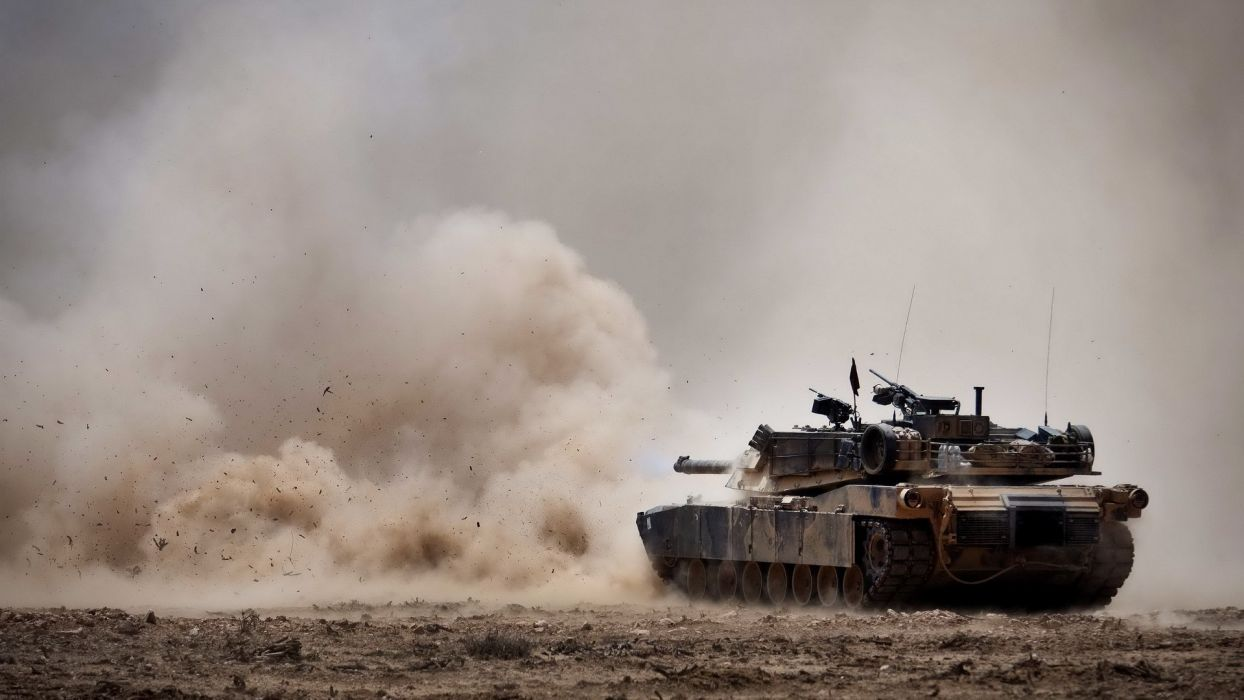 military tanks M1A1 Abrams Tank wallpaper