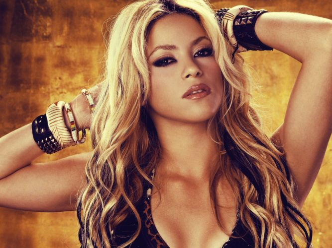Shakira Colombia singers wallpaper