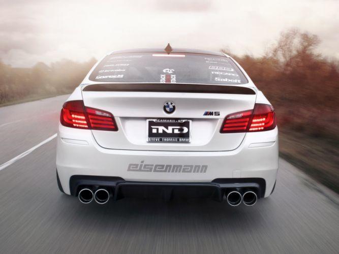 BMW M5 performance IND Distribution F10 wallpaper