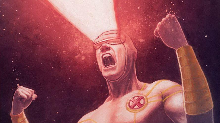 comics X-Men Marvel Comics Cyclops Second Coming wallpaper