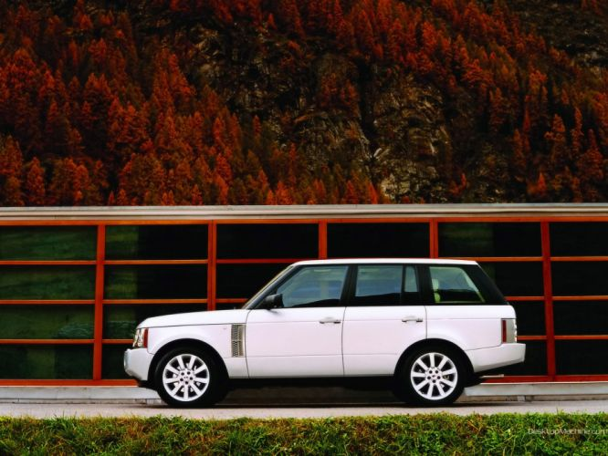cars Land Rover Range Rover wallpaper