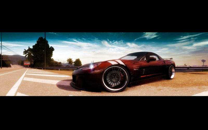 video games cars Need for Speed Need For Speed Undercover Chevrolet Corvette Z06 games pc games wallpaper