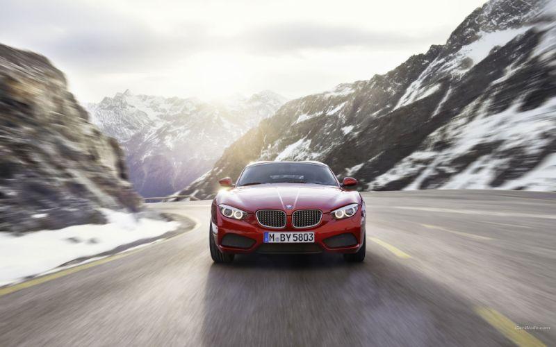 cars BMW Z4 Zagato wallpaper