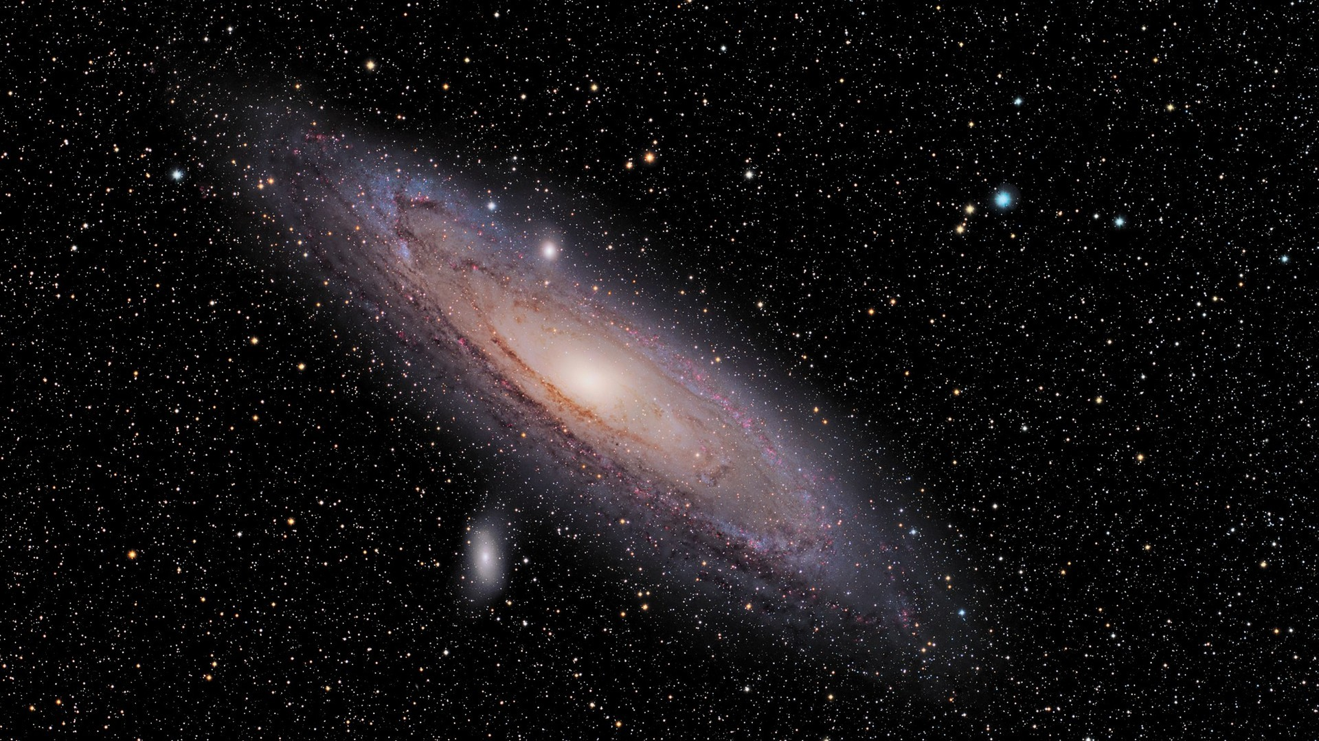 Outer space stars galaxies NASA wallpaper | 1920x1079 ...
