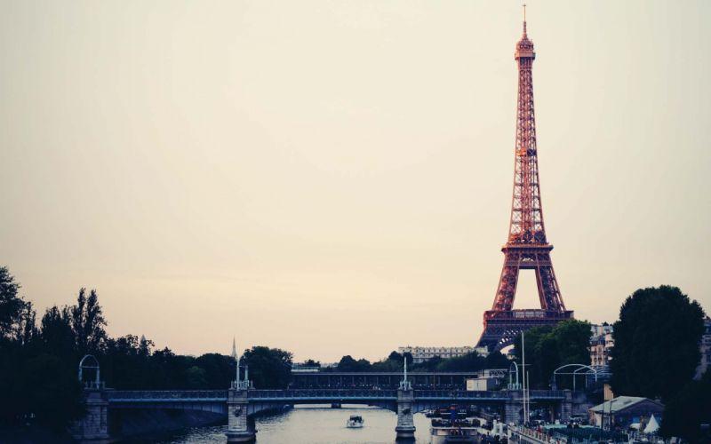 Eiffel Tower Paris cityscapes France wallpaper