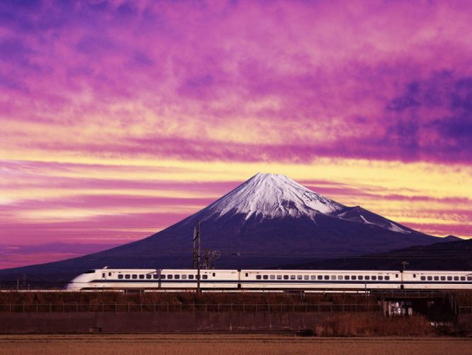 Japan Mount Fuji wallpaper