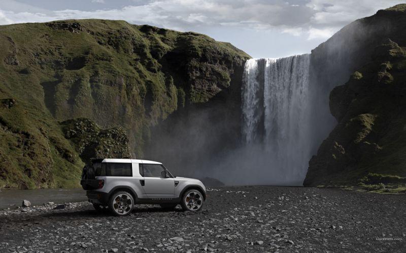 cars Land Rover concept art Range Rover wallpaper
