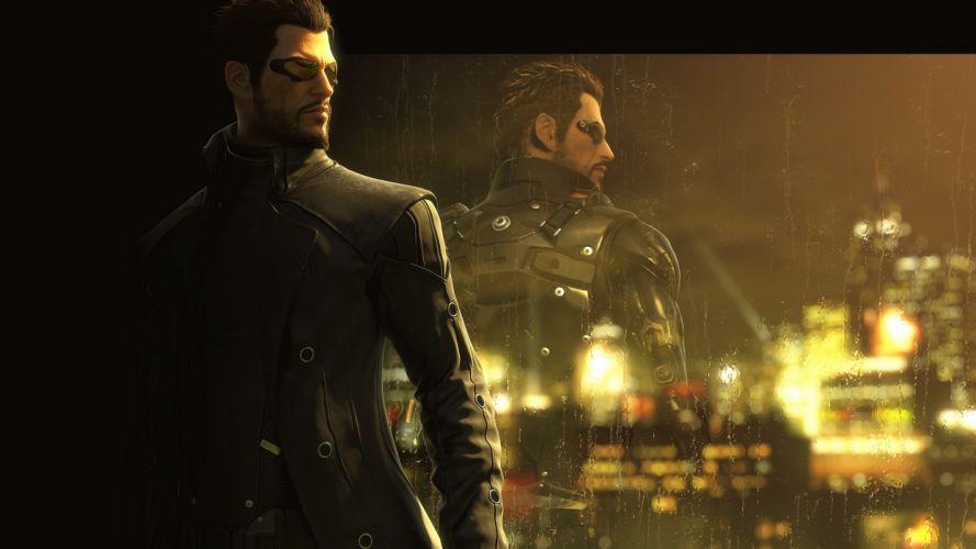 video games Deus Ex: Human Revolution cities wallpaper