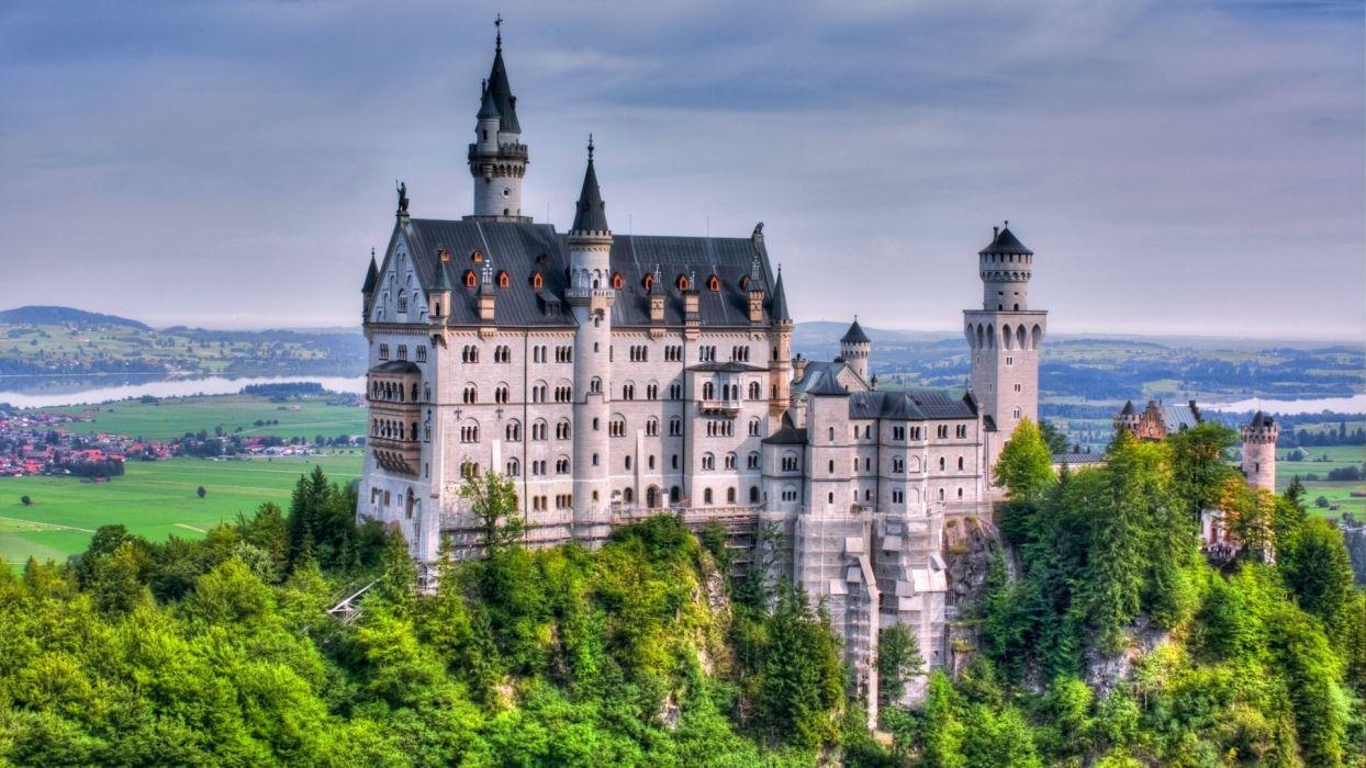 castles wallpaper 1920x1080 63396 wallpaperup