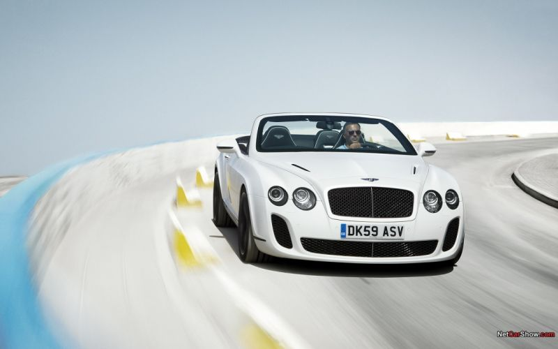 cars Bentley convertible Bentley Continental Supersports Convertible wallpaper