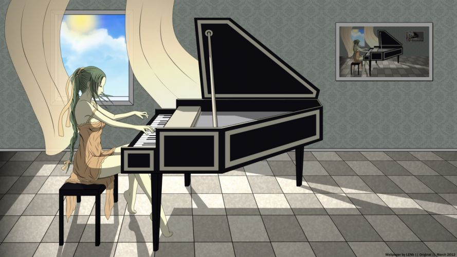 instrument original piano wallpaper