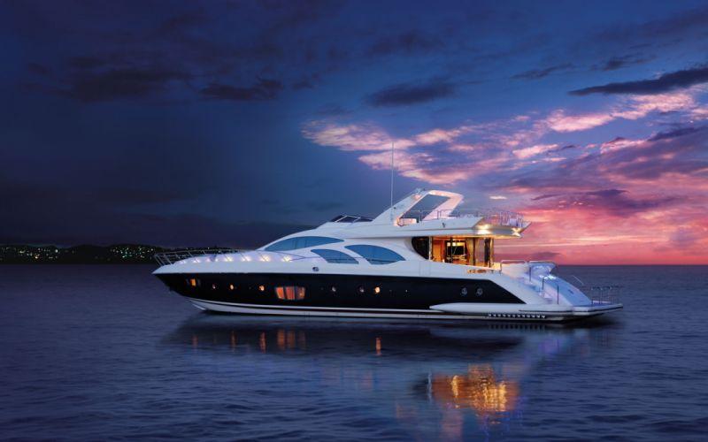 vehicles yachts motorboats wallpaper
