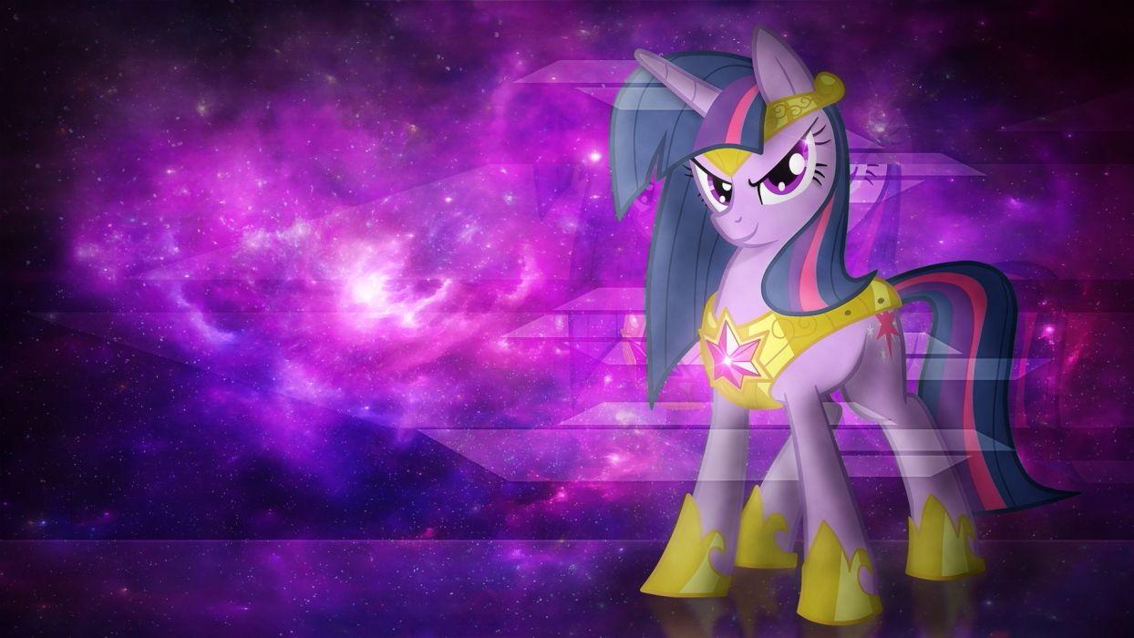 Cartoons Ponies Twilight Sparkle My Little Pony Friendship Is