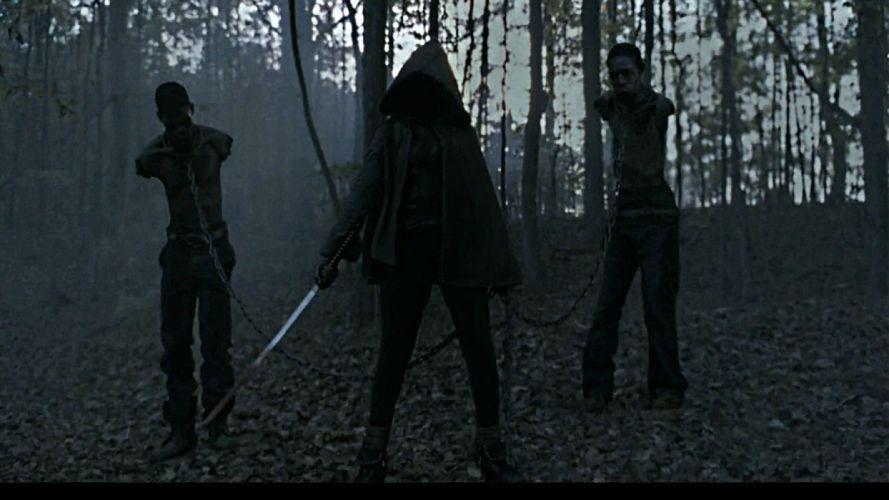 The Walking Dead snapshot wallpaper