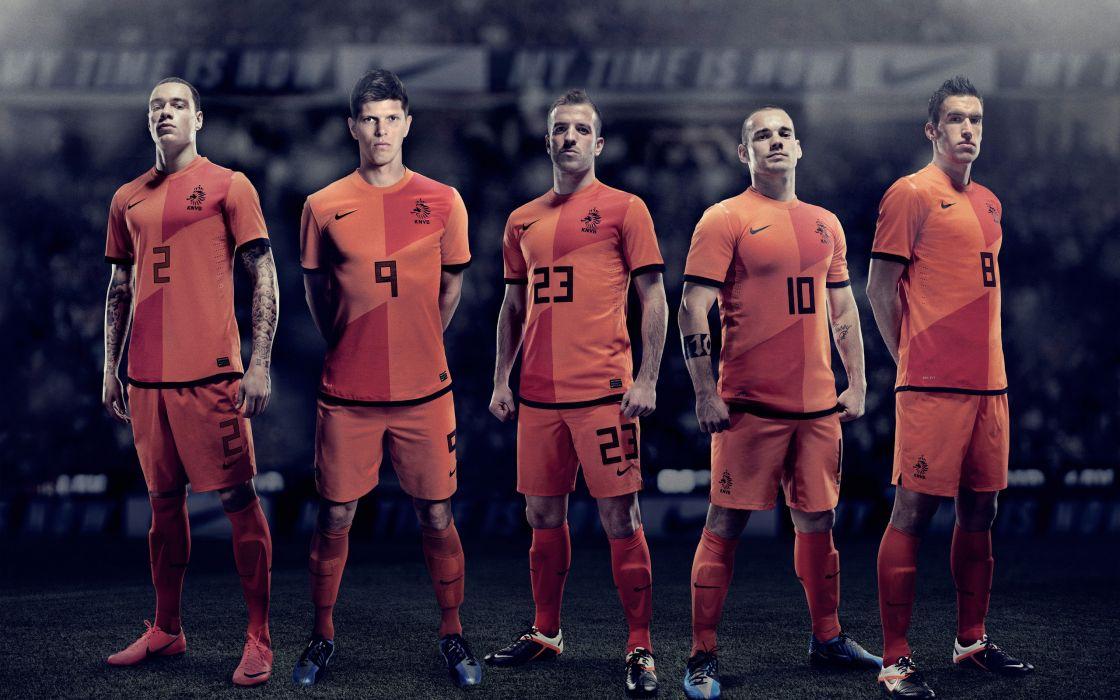 soccer Holland football teams Wesley Sneijder Strootman wallpaper