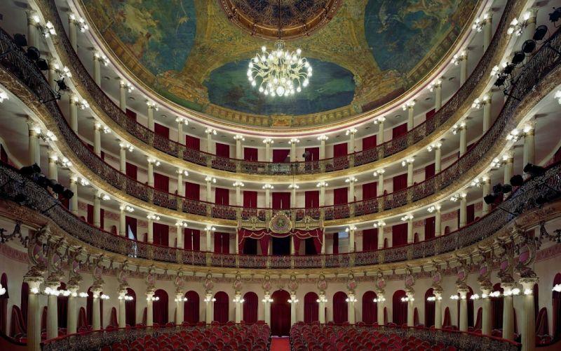 architecture theatre wallpaper
