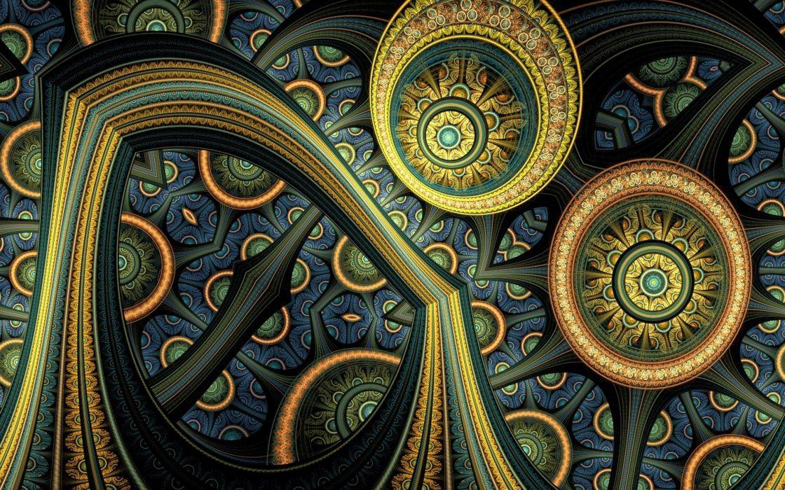 abstraction 3d background fractal       s wallpaper