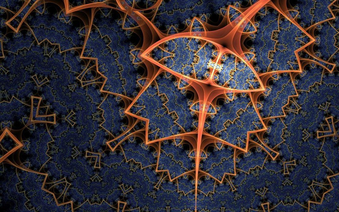 abstraction 3d background fractal    c wallpaper