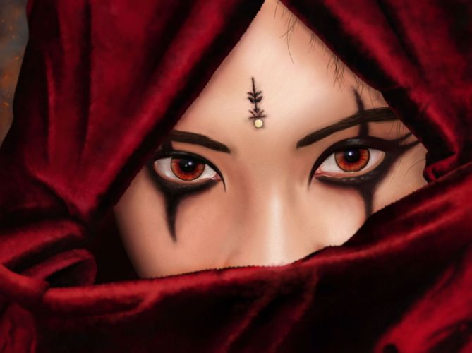 Assassin's Creed Eyes Glance wallpaper